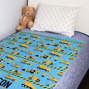 Premium Kids Blanket - Construction