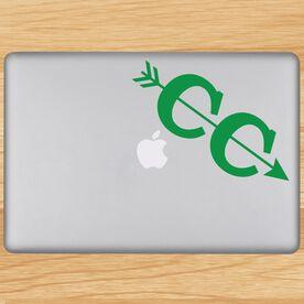 CC Removable GoneForaRUNGraphix Laptop Decal