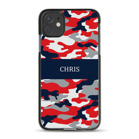 Personalized iPhone® Case - Camo Pattern