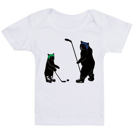 Hockey Baby T-Shirt - Bears
