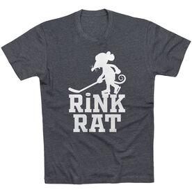 Hockey Short Sleeve T-Shirt - Rink Rat