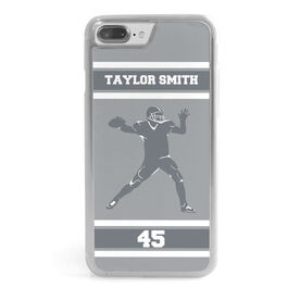 Football iPhone® Case - Personalized Quarterback