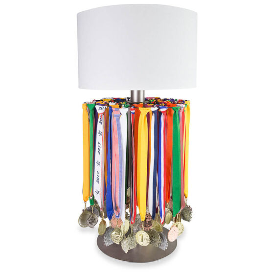 Wrestling Tabletop Medal Display Lamp