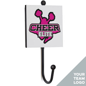 Cheerleading Medal Hook - Your Logo