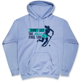 Field Hockey Standard Sweatshirt - Don't Let The Skirts Fool You