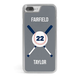 Baseball iPhone® Case - Personalized Numbered Ball
