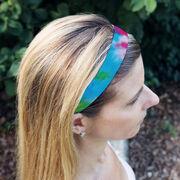Athletic Juliband No-Slip Headband - Tie-Dye