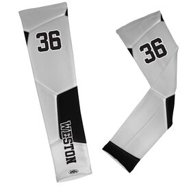Soccer Printed Arm Sleeves Soccer Ball