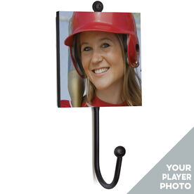 Softball Medal Hook - Your Photo