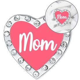 Running Shoelace Charm - Mom