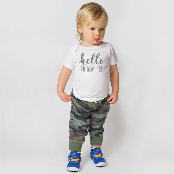 Baby T-Shirt - Hello I'm New Here