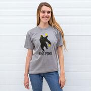 Ping Pong Short Sleeve T-Shirt - King Pong