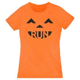 Women's Everyday Runners Tee Pumpkin Run