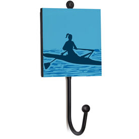 Crew Medal Hook - Female Rower