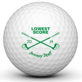 Awards Golf Ball