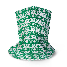 Lacrosse Multifunctional Headwear - Shamrock Stripes RokBAND