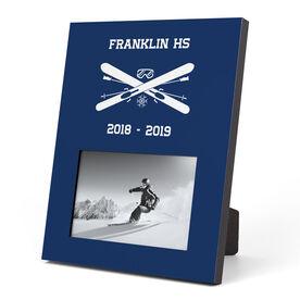 Skiing Photo Frame - Team