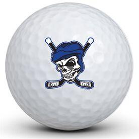 Hockey Skull Golf Balls