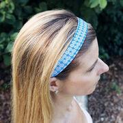 Volleyball Juliband No-Slip Headband - Volleyball Ball Pattern