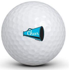 Cheer Megaphone Golf Balls