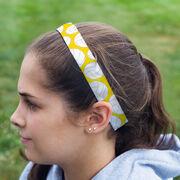 Volleyball Juliband No-Slip Headband - Tossed Ball Pattern