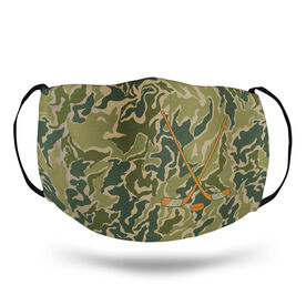 Hockey Face Mask - Hunter Camo Hockey