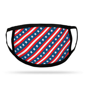Adult Face Mask - All American