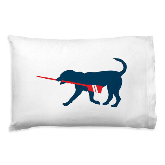 Crew Pillowcase - Cody The Crew Dog