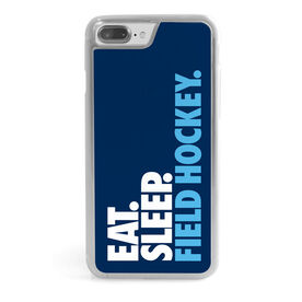 Field Hockey iPhone® Case - Eat. Sleep. Field Hockey.