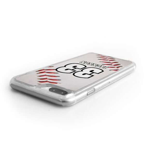 Baseball iPhone® Case - Graphic