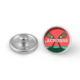 Lacrosse Palm Trees SportSNAPS Charm