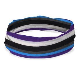 Original RokBAND Multi-Functional Headband (Stripe It)