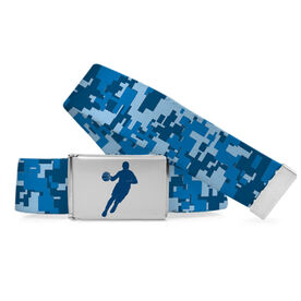 Basketball Lifestyle Belt Basketball Digital Camo