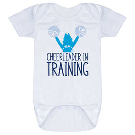 Cheerleading Baby One-Piece - Cheerleader In Training
