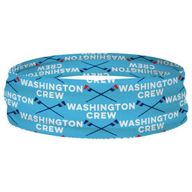 Crew Multifunctional Headwear - Custom Team Name Repeat RokBAND