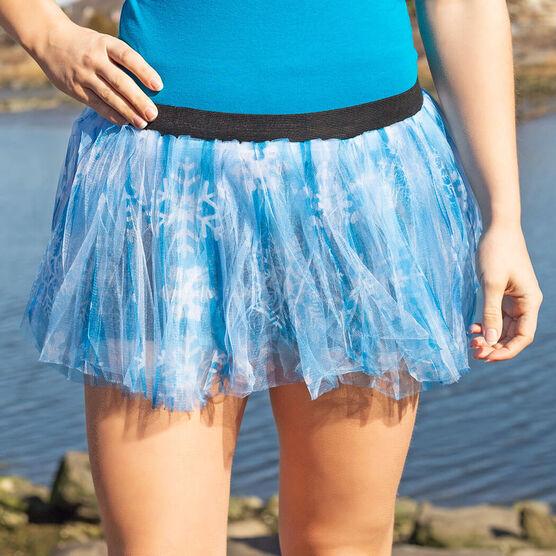 Runner's Printed Tutu - Ice Queen