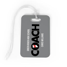 Crew Bag/Luggage Tag - Personalized Coach