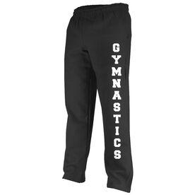 Gymnastics Fleece Sweatpants Gymnastics