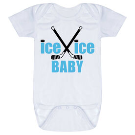 Hockey Baby One-Piece - Ice Ice Baby