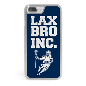 Guys Lacrosse iPhone® Case - Lax Bro Inc