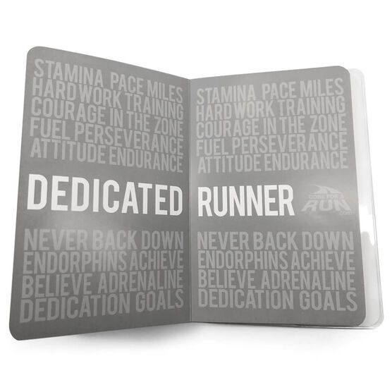 GoneForaRun Running Journal - Run Your Name Run