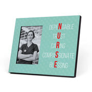 Photo Frame - Nurse Words