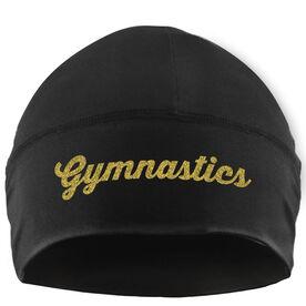 Beanie Performance Hat - Gymnastics Script
