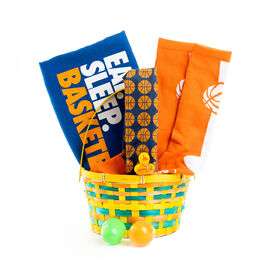 Eat Sleep Basketball Easter Basket