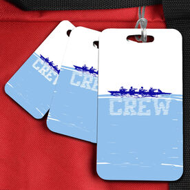 Crew Bag/Luggage Tag Crew Water Reflection