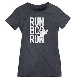 Women's Everyday Runners Tee - Run Boo Run