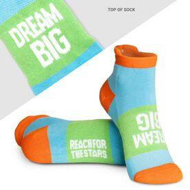 Socrates® Woven Performance Sock - Dream Big