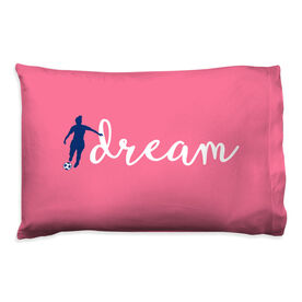 Soccer Pillowcase - Dream