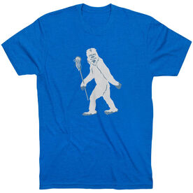 Guys Lacrosse Short Sleeve T-Shirt - Yeti