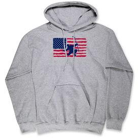 Hockey Hooded Sweatshirt - Hockey Land That We Love